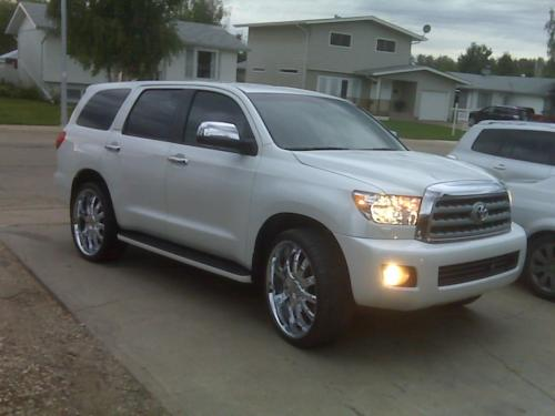 small resolution of 2008 toyota sequoia 6
