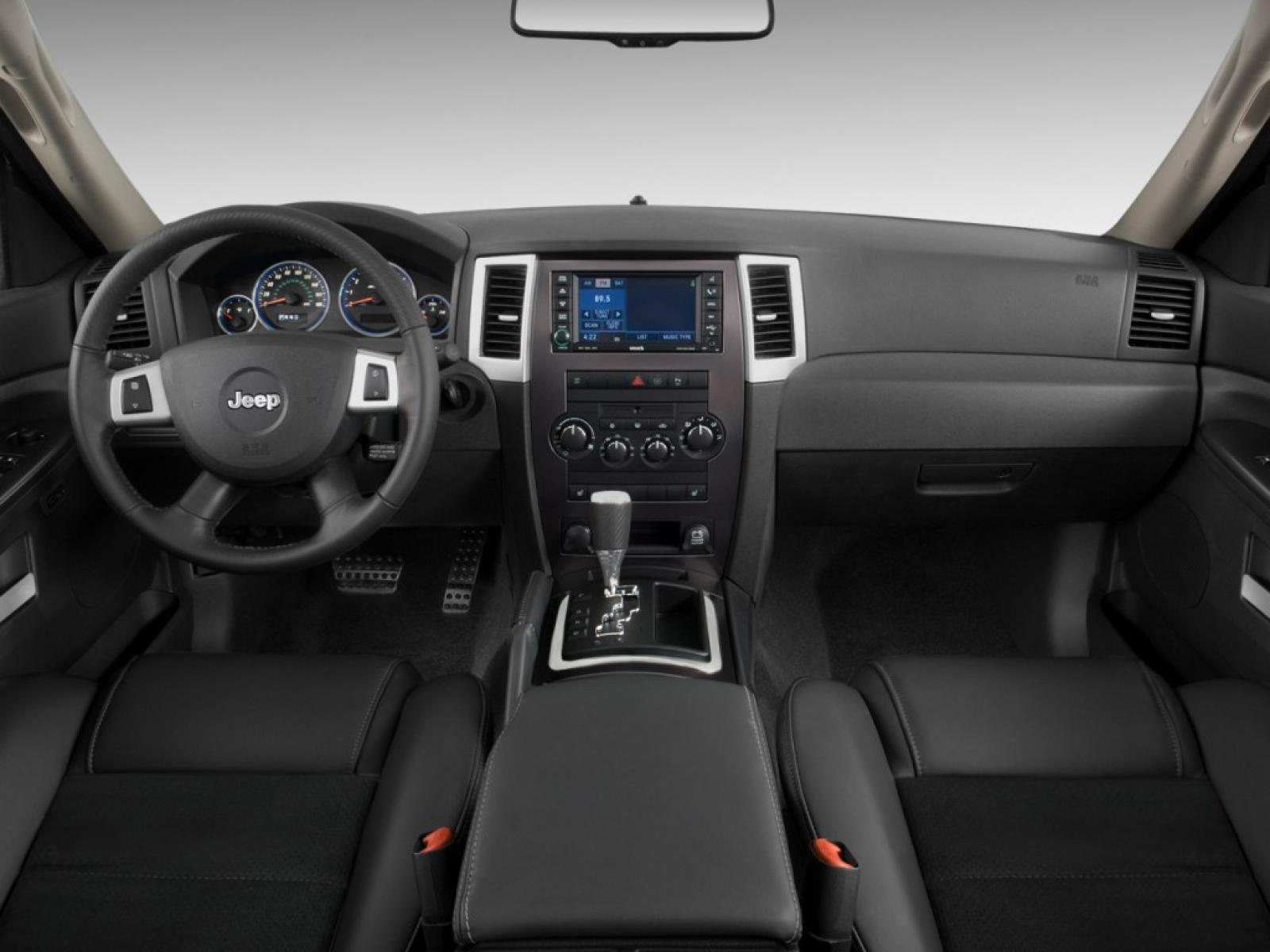 2009 Jeep Grand Cherokee Information And Photos