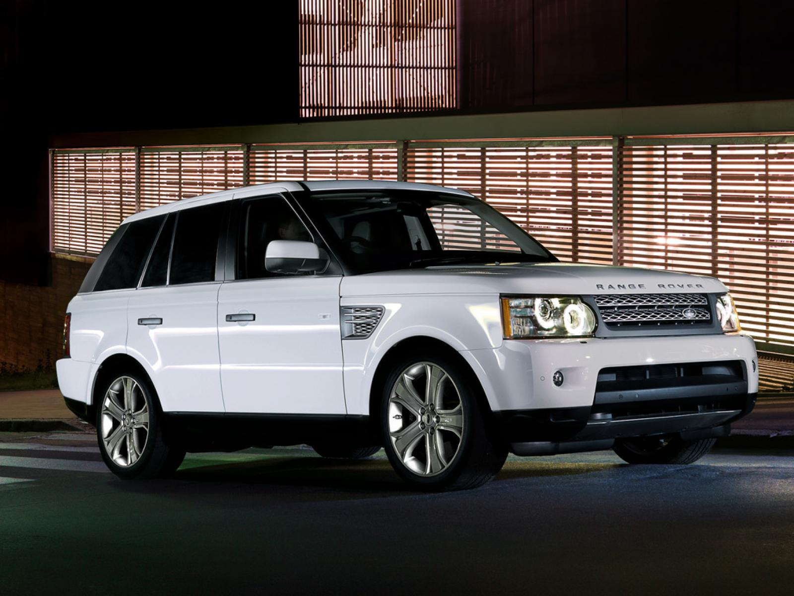 2009 Land Rover Range Rover Sport Information and photos