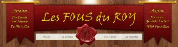 LesFousDuRoy