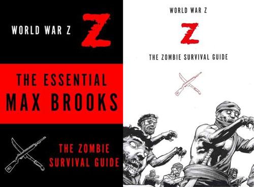 Max Brooks Zombie Survival World War Z