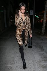 kendall-jenner-look-lace-top-animal-print-coat
