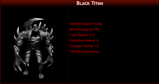 Image result for dead frontier black titan