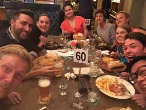 The Storyful Australia team circa 2016
