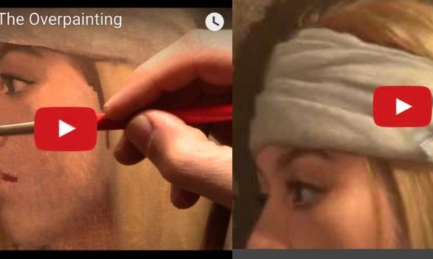 David Gray Portrait Painting Tutorial Using Oil Paint