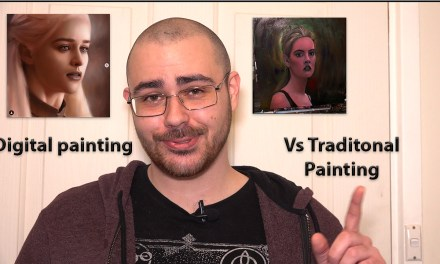 Digital Painting vs Traditional – Which is Better?