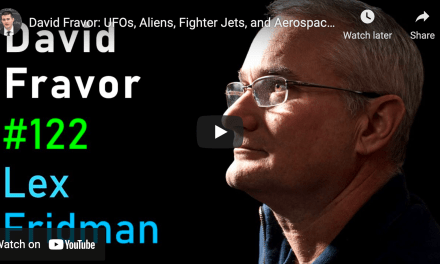 The Best Case Of UFO Evidence Ever, David Fravor And His Story.