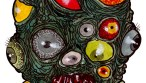 Eye Balls Zombie Artwork