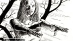 zombie drawing