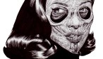 Zombie Art Classic Beauty - Zombie Art by Rob Sacchetto