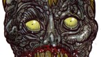 Zombie Art : Demon Eyes Zombie Art by Rob Sacchetto