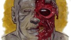 Zombie Art : Brock Lesnar Zombie Art by Rob Sacchetto