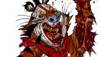 Zombie Art : Tony Tiger Zombie Zombie Art by Rob Sacchetto