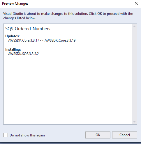 Playing With SQS Queues in C# – Zombie Programmer