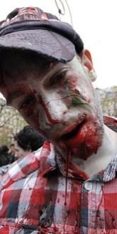Zombies Poem vs Trees