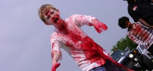 ZOMBIE-PROOF CLOTHING ON THE WAY?