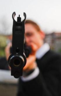 Zombie Firearm