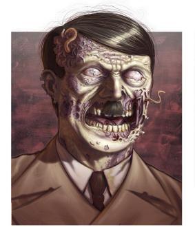 Hitler Zombie