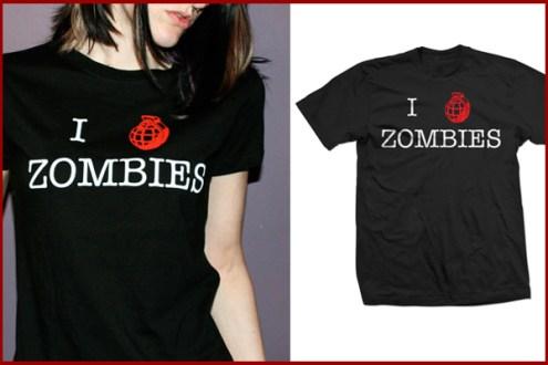 I Grenade Zombies