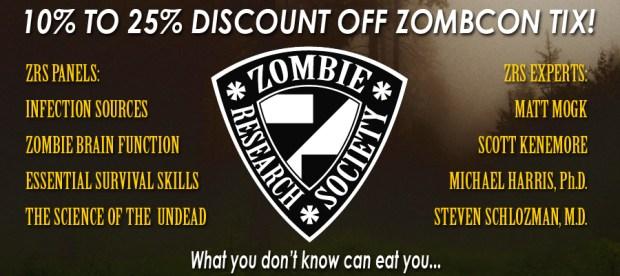 ZRS at ZomBcon