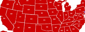 BEST U.S. STATES FOR ZOMBIE SURVIVAL