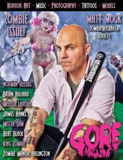 Gore Noir Cover