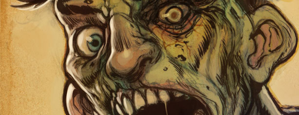 TRIOXIN ZOMBIES by Corlen Kruger