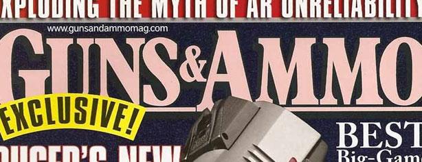 GUNS & AMMO TALKS ZOMBIE FIREARMS