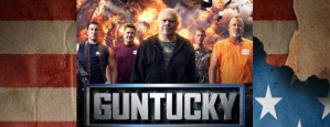 TV SERIES GUNTUCKY FEATURES ZOMBIES