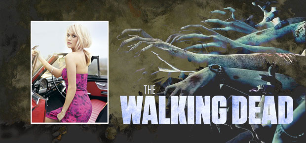 STAR CAMEO ON THE WALKING DEAD?