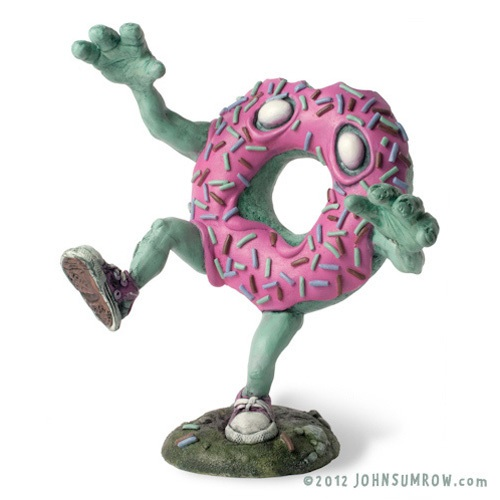 Zombie Donut 6