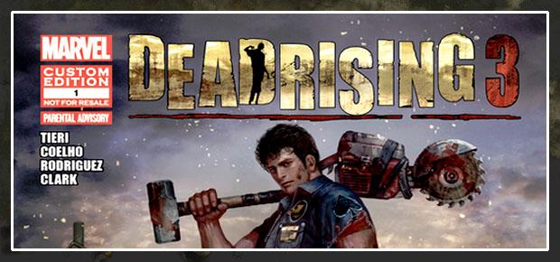 FREE DEAD RISING 3 DIGITAL COMIC!