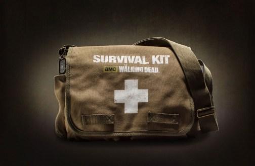 TWD Survival Kit Front