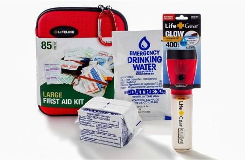 TWD Survival Kit Items