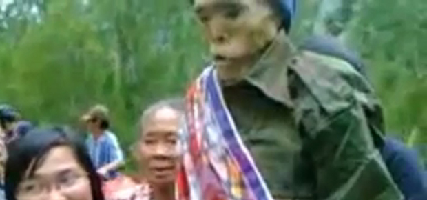WALKING DEAD PHOTO OF TANA TORAJA SOLVED!
