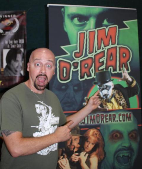 Jim O'Rear