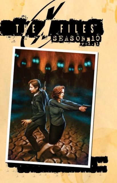 The X-Files Season 10 Vol. 1