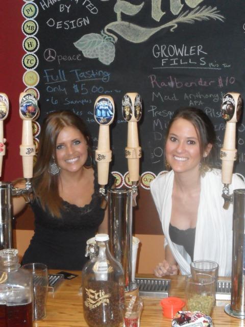 Erie Brewing Bar