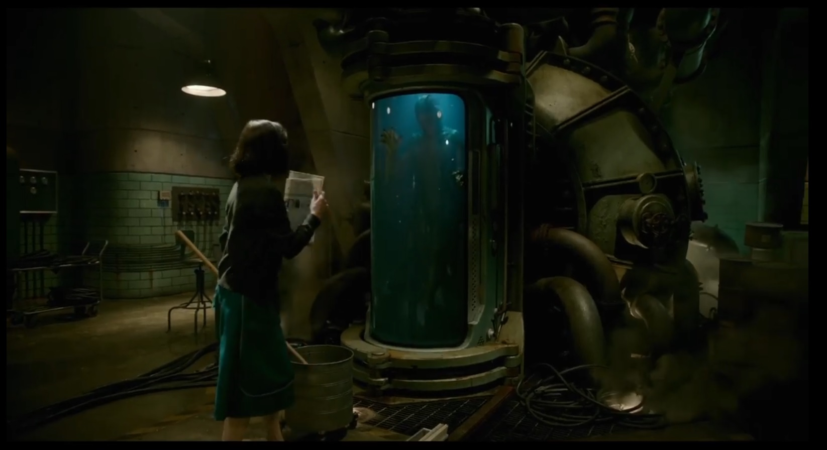 Is The Shape of Water a Hellboy Spin-Off? - Zombies in My Blog
