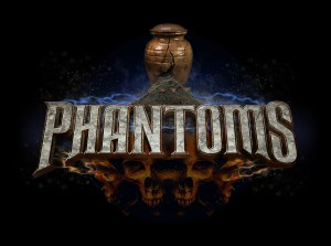 Phantoms haunted house at Nashville Nightmare