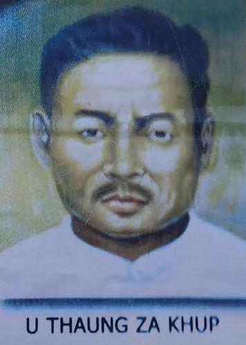 Pu Thawng Za Khup