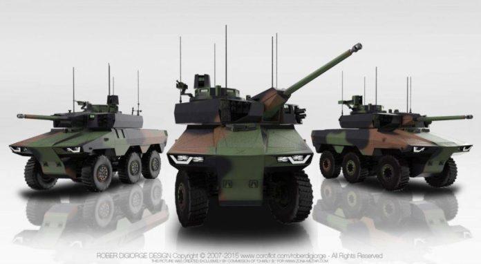 Programa Scorpion - EBRC Jaguars. Imagen: RoberD para ZM.