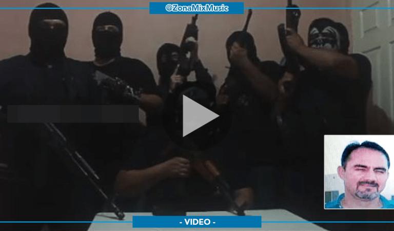 Lanzan amenaza a Dámaso López y lo acusan de ser informante de la DEA (+VIDEO)