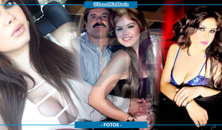 Difunden fotos de la última novia de El Chapo Guzmán (+FOTOS)