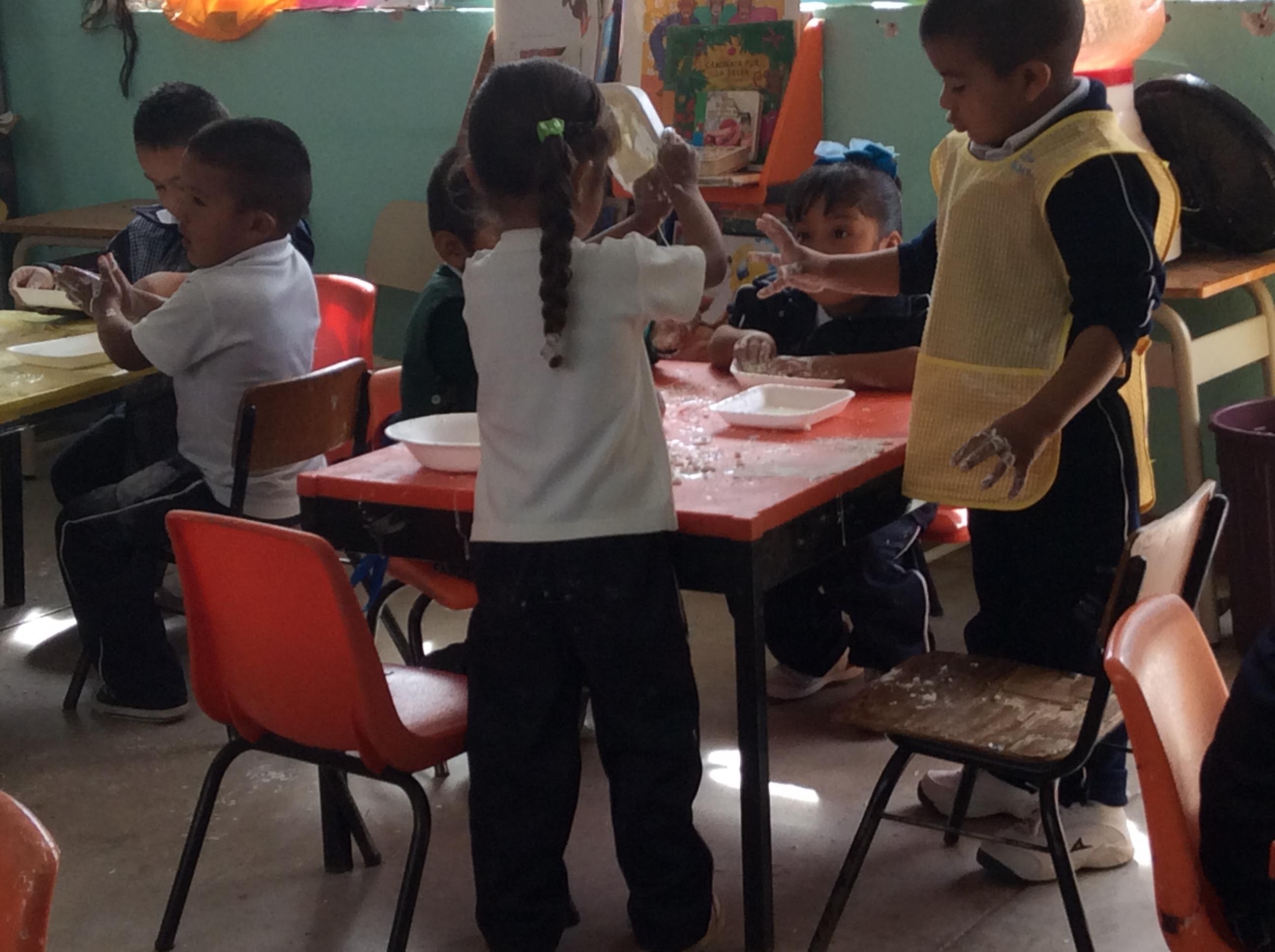 Experiencias exitosas  Zona 50 Preescolar