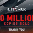 The Witcher alcanza los 50 millones de copias vendidas