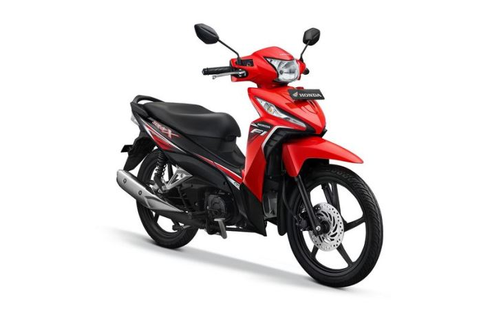 New Honda Revo Series 2020