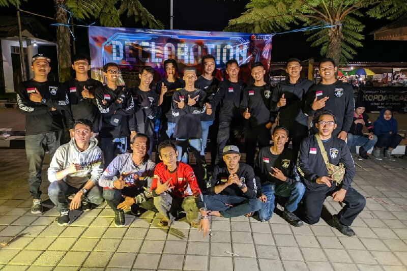 GSX Community Nusantara (GCN) semakin melebarkan sayapnya, bertambah satu lagi chapter yang diresmikan yaitu GCN Chapter Magelang.