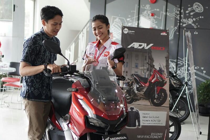 Skutik Premium Honda