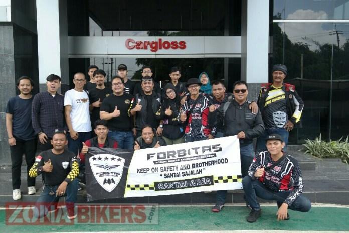 Kunjungan Pabrik Cargloss Group